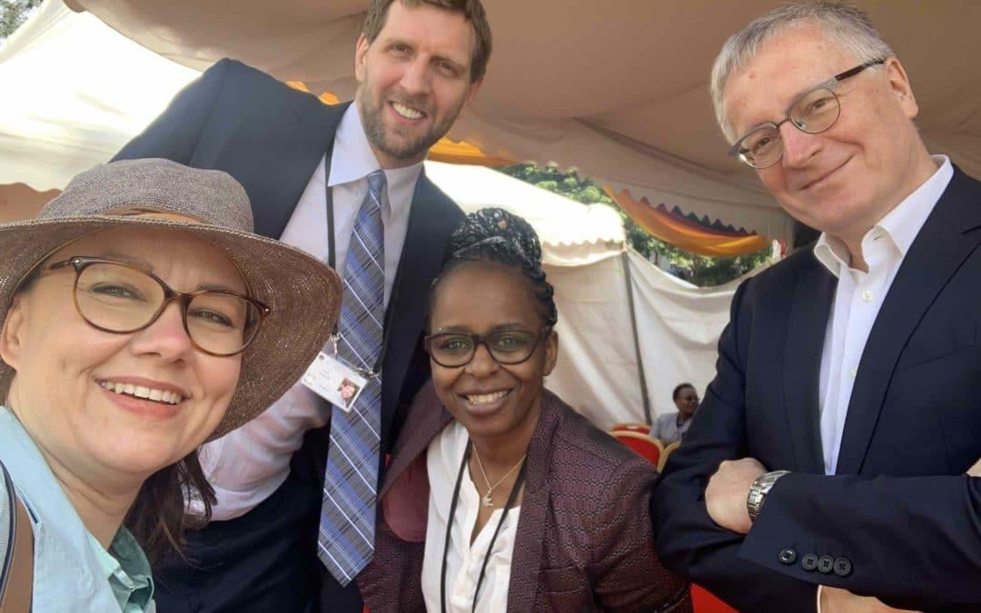 Tag 3: Besuch im KIST & Kenyas Digitalisierung