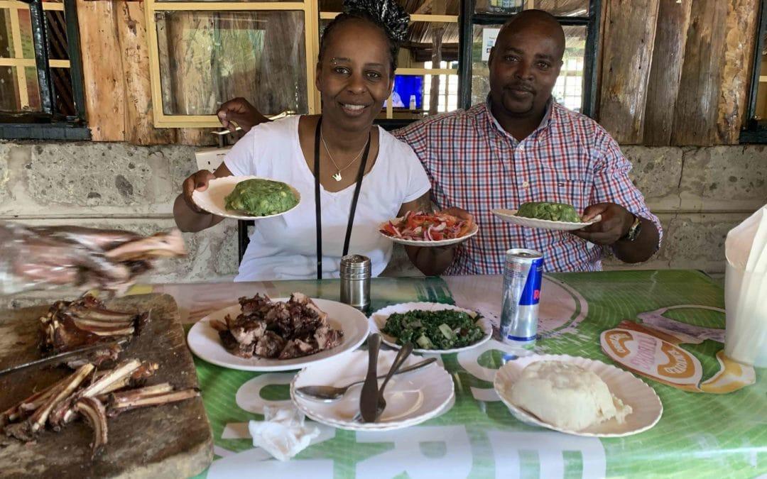 essen Freunde Local Food Nairobi
